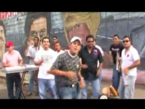 Cartel Latino Orquesta