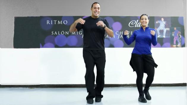 ¡Aprende a bailar salsa con este sencillo video!