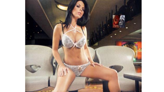 Fotos explosivas de 'Fabiana' de 'Entre tú y yo' (Fotos: Revista UB Bikini/ Twiiter @yorgelysDelgado