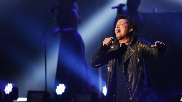 Carlos Vives afirma que salir a cantar es una felicidad