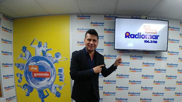 Charlie Cardona presentó su nuevo tema 'Sabrás' en Radiomar