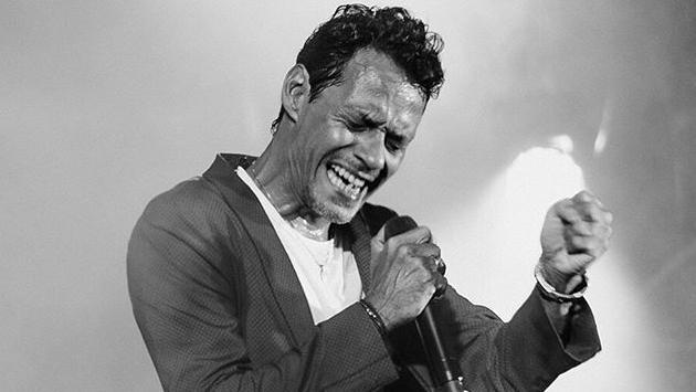 ¿Cuáles son los pedidos de Marc Anthony antes de dar un concierto?