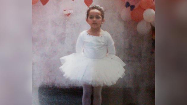 La joven salsera compartió emotivas fotografías en su publicación.