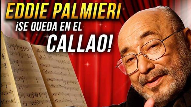 ¡El Callao homenajea a Eddie Palmieri con monumento!