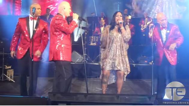 La India y Gilberto Santa Rosa fueron los invitados especiales del concierto por los 55 aniversario de El Gran Combo. (Foto: Video YouTube)