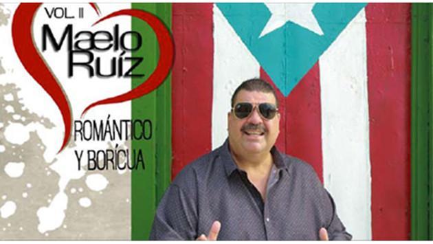 ¡Escucha aquí la nueva canción de Maelo Ruíz: 'Por volver a amarte'!