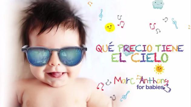 ¡Escucha esta versión para niños de la canción 'Qué precio tiene el cielo' de Marc Anthony!