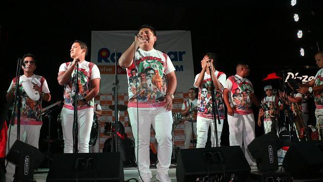 El Festival Vive Gozando se realizó en Megaplaza.