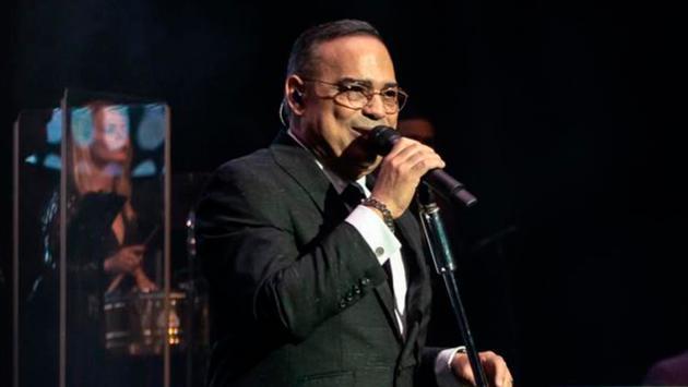 El salsero ofreció un concierto por San Valentín. (Foto: facebook.com/gilbertosantarosa)