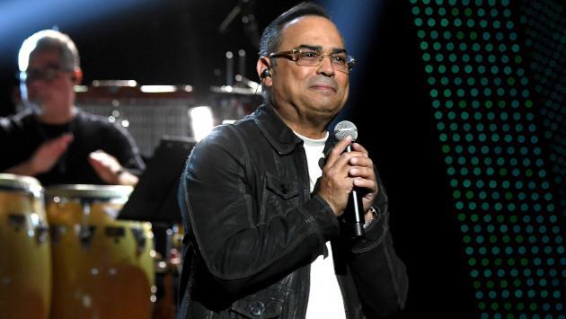 Gilberto Santa Rosa hizo un repaso de sus mayores éxitos en Premio Soberano