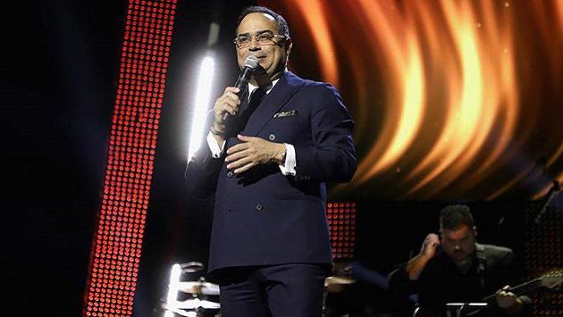 Gilberto Santa Rosa regresa con show de lujo en el anfiteatro del Parque de la Exposición