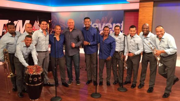 Grupo Niche les cantará a los enamorados en Lima