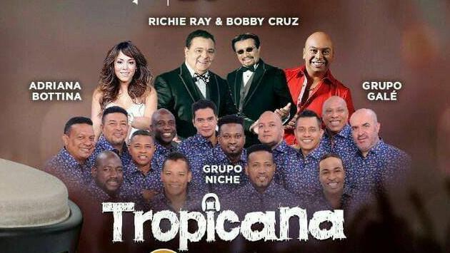 Grupo Niche y Grupo Galé se presentarán en el Festival Tropicana Salsa