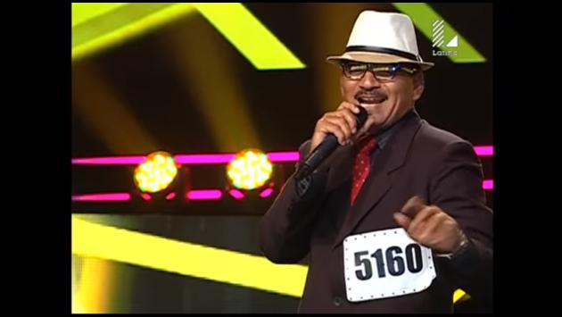 Imitador de Gabino Pampini conquistó al jurado de 'Yo Soy' (VIDEO)