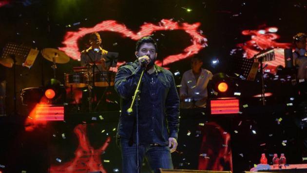 Jerry Rivera sorprendió con su aparición en el programa 'Los 4 finalistas'