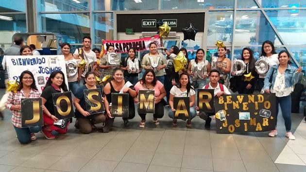 Josimar volvió de una gira por Europa. (Imagen: facebook.com/JosimarFidelOficial)
