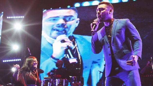 'Salsa del Bicentenario', fue un concierto para nunca olvidar (Imagen: facebook.com/alvarorodmusic)
