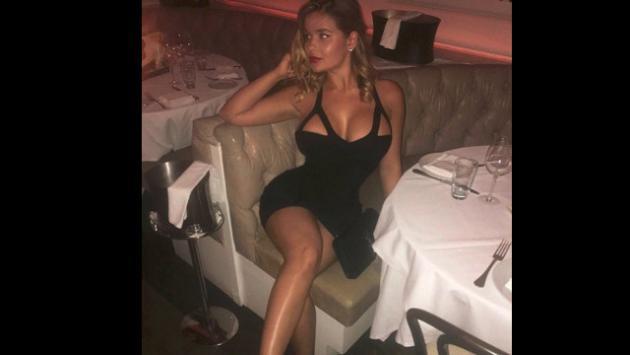 La 'Kim Kardashian rusa' que enciende las redes sociales (Fotos: instagram.com/anastasiya_kvitko)