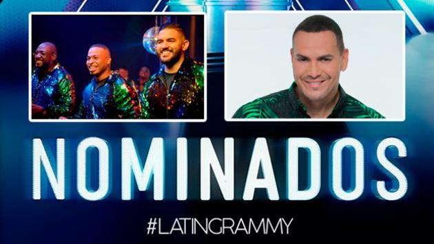 Latin Grammy 2020: El Grupo Niche y Víctor Manuelle se enfrentan