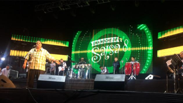 ¡Lima gozó al ritmo de Una Noche de Salsa 8! (VIDEO)