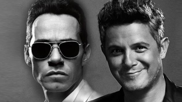 Marc Anthony y Alejandro Sanz estrenaron canción