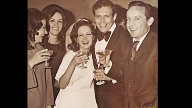 Matrimonio de 'La Chilindrina' (Fotos: Facebook/La-Chilindrina-Sitio-Oficial)