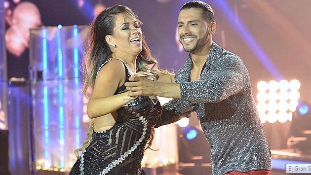 Melissa Klug bailó canción de Yahaira Plasencia en 'El Gran Show'