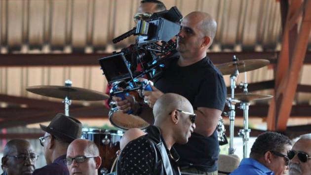¡Este es el detrás de cámaras del videoclip 'Amiga mía' de Los Van Van! (Foto: Facebook Los Van Van)
