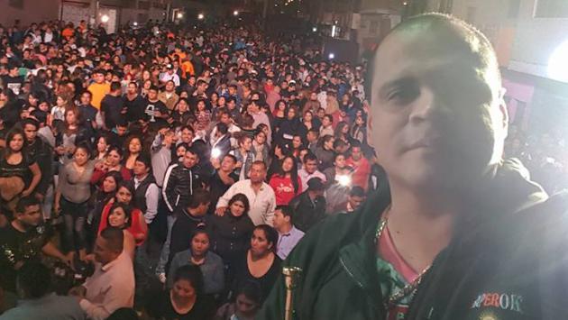 ¡Zaperoko se hizo presente en 'Salsa Pa'l Barrio'! (Foto: Facebook Zaperoko)