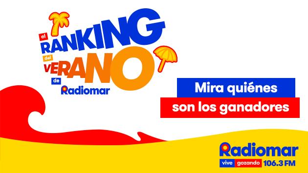 ¡Mira si ganaste un pack Miray gracias a 'El Ranking del verano de Radiomar'!