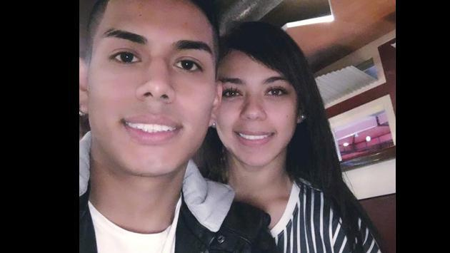 Suu Rabanal de Son Tentación y sonero César Vega gritan su amor en Facebook