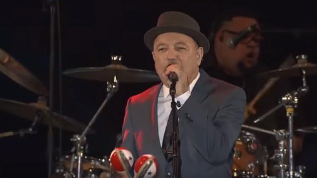 ¡La 'Feria de Cali 2016' presentará en concierto a los salseros Rubén Blades, Gilberto Santa Rosa, Víctor Manuelle y el Grupo Niche! (Foto: Video Youtube)