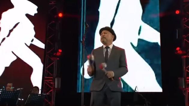 ¡El salsero Rubén Blades participará de un disco homenaje a Chabuca Granda! (Foto: Video Youtube Rubén Blades)