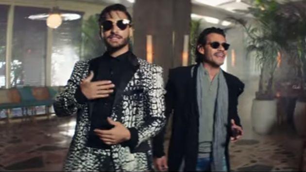 ¡Marc Anthony presentó el videoclip oficial de 'Felices los 4'!