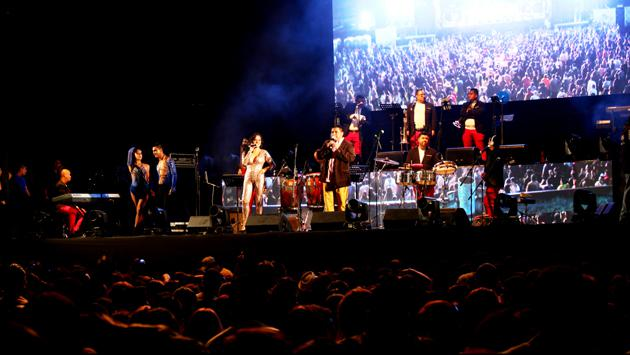 Radiomar Plus presentó 'Salsa con Clase 2' (Fotos: Radiomar Plus)