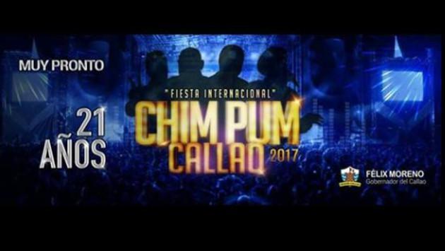 ¡Se anunció el Festival Salsero Chim Pum Callao 2017!
