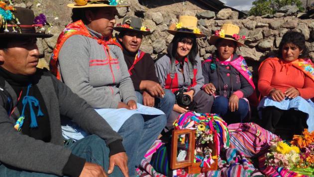 'Costumbres' regresa con Sonaly Tuesta (Fotos: Facebook)