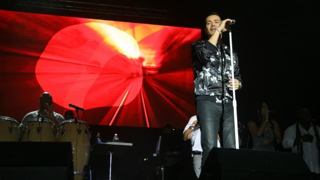 Sunset Colors Festival con Víctor Manuelle y Tito Nieves (Fotos: Radiomar)