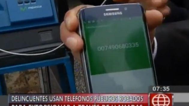 ¡Cuidado! Llamadas extrañas de números así vienen de teléfonos robados
