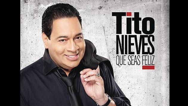 Tito Nieves asegura ser muy casero, a pesar de su fama