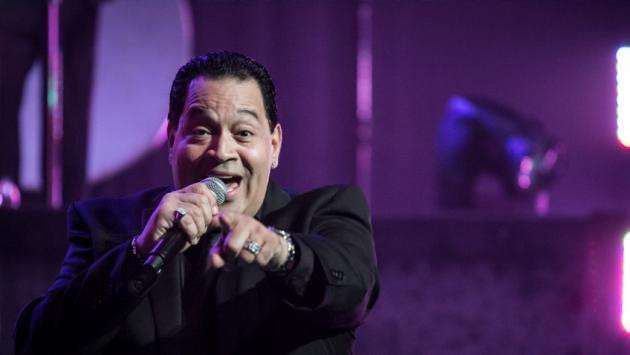 Tito Nieves  en concierto 3 de setiembre (Fotos: Barranco Arena)