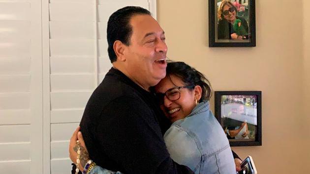 Tito Nieves le dedicó un emotivo mensaje de cumpleaños a Daniela Darcourt. (Foto: facebook.com/TitoNievesoficial)
