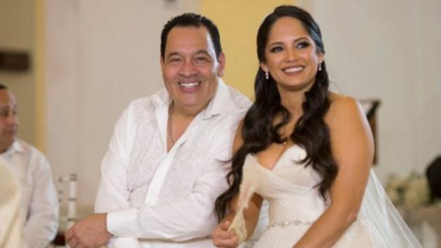 Tito Nieves se casó luego de siete años de relación