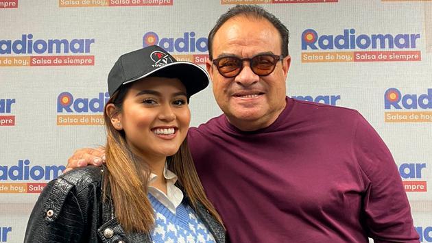 Tony Vega inicia grabaciones de nuevo tema junto a Amy Gutiérrez