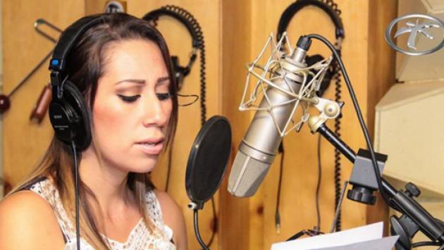 Vernis Hernández estrena canción con Son Tentación (Fotos: Facebook/SonTentación VernisHernández)