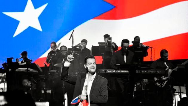 Víctor Manuelle manifestó su apoyo a Puerto Rico