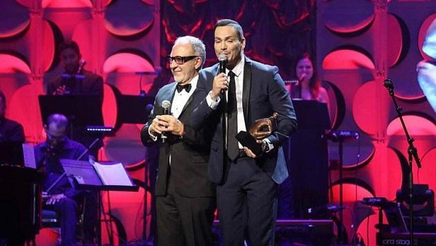 Víctor Manuelle recibió reconocimiento en La Musa Awards