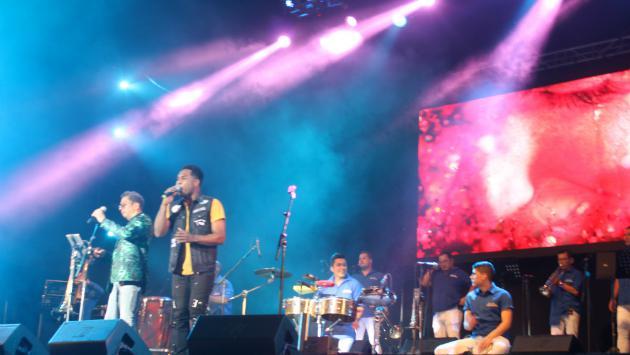 ¡Mira cómo estuvo el Vive Gozando con Jerry Rivera, Alberto Barros y más!