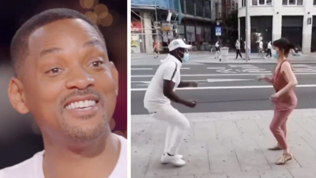 Will Smith comparte video de peruano bailando salsa y respetando el distanciamiento social