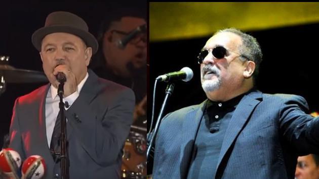 ¡Libro 'Decisiones' trata acerca del conflicto entre Willie Colón y Rubén Blades! (Foto: Composición)